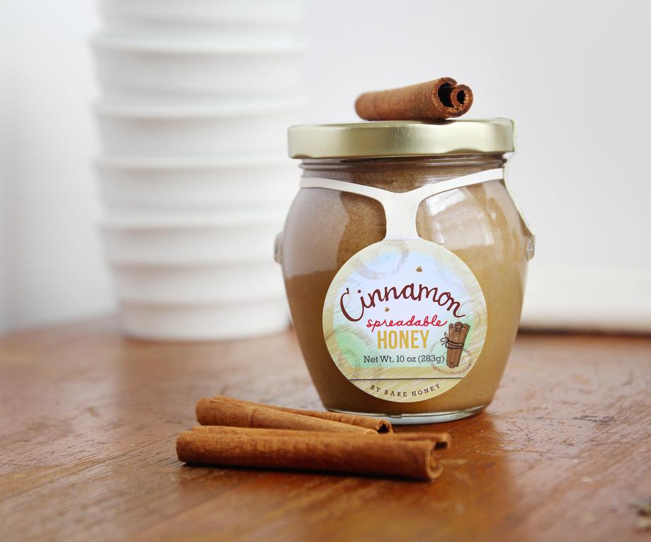 Cinnamon Honey Pot